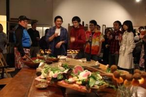 【レポート】農家サポーターミーティング〜2015 spring〜