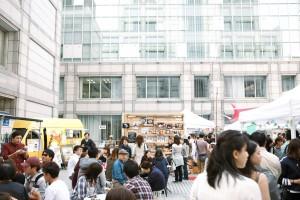 青山パン祭りは11時より遅延開催 10/25日