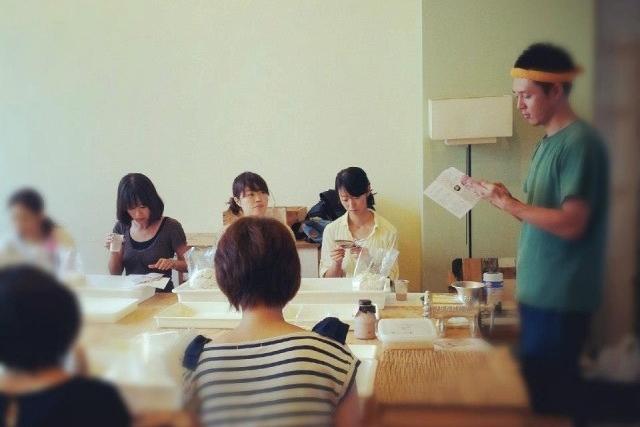 味噌仕込みワークショップ 9/20土 に開催します!