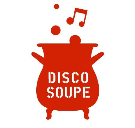 DISCO SOUP in RAW TOKYO