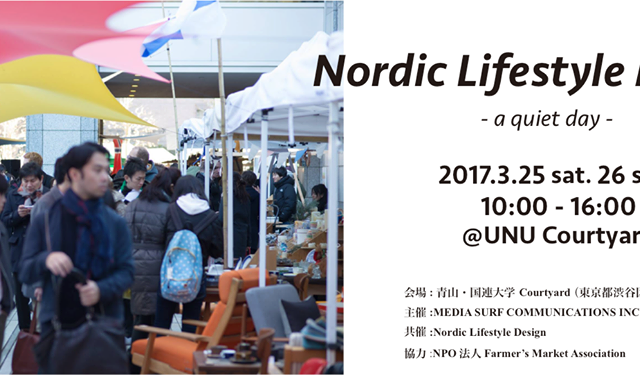 Nordic Lifestyle Market 06|03/25 & 03/26