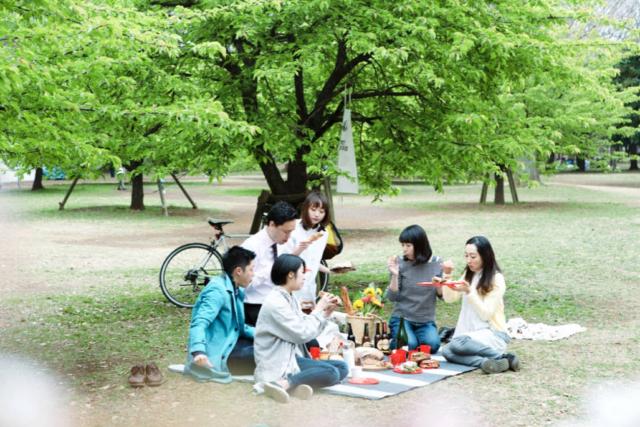 第11回青山パン祭り- 青山でパンピクニック! | 5/20土 21日