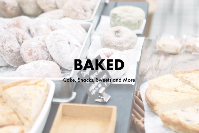 パティシエが集まる焼き菓子のマーケット毎週日曜日に開催|6/10(日) 開始!