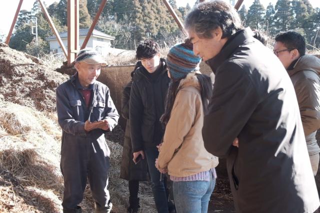 【Report】Farm Tour|一度来た人が、また人を連れていきたくなるような畑づくりを目指して。千葉・くくりの森
