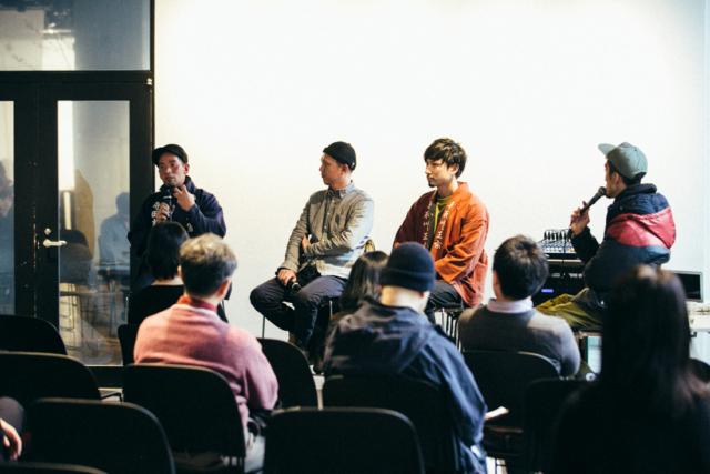 【Report】NORAH TALK|米と酒とその間