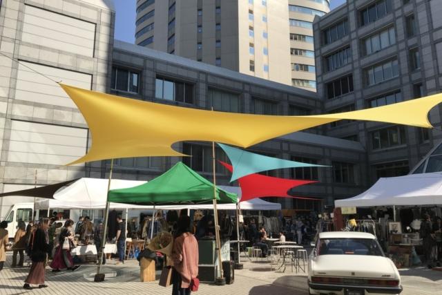 FARM + MARKET + ART|毎週末のマーケットを彩るENWA