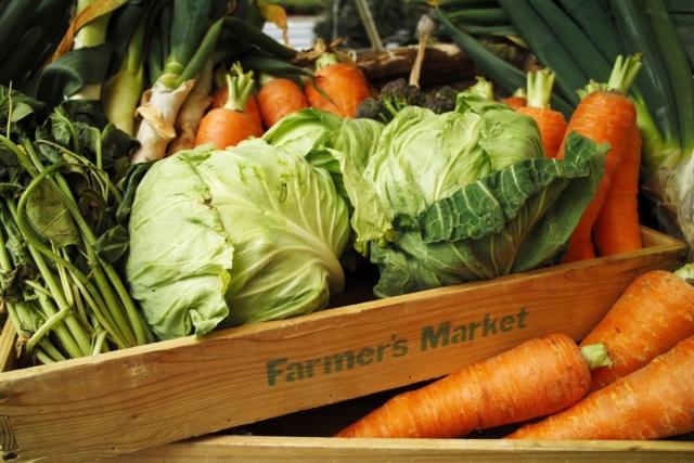 12/14 NAKED~waste less market~ありのままの姿で、野菜を持ち帰ろう