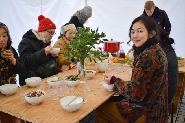 【Food Experience】在来種の豆を旬野菜と味わう「Hey Veggie!」