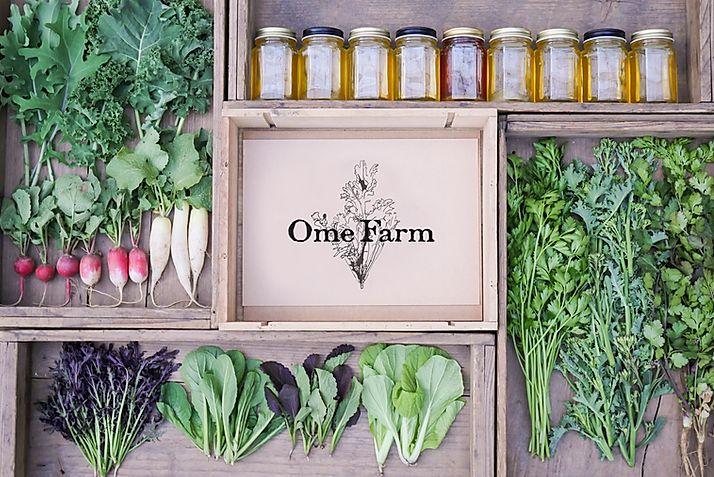 東京 / Ome Farm