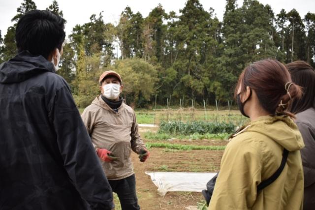 【Farm Report】ありのままの自然に向き合う 自然農園TOMさんを訪れて